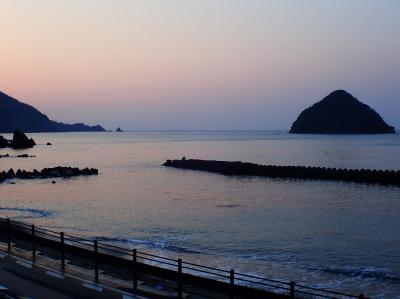 若狭の味覚、海そして夕焼けを堪能できるお宿_若狭町(福井県)