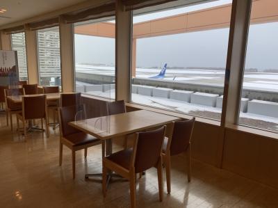 函館空港数少ないレストラン