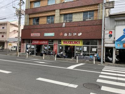 原付き1日2千円