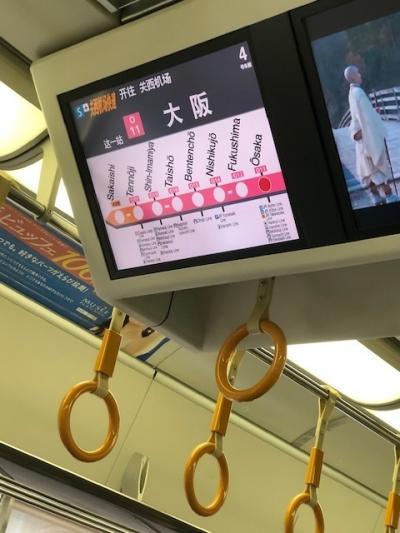 大阪の山手線