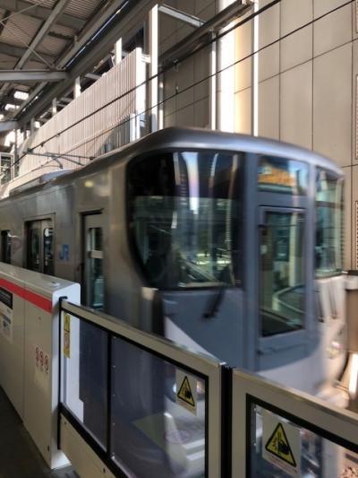大阪駅と関西空港を結びます