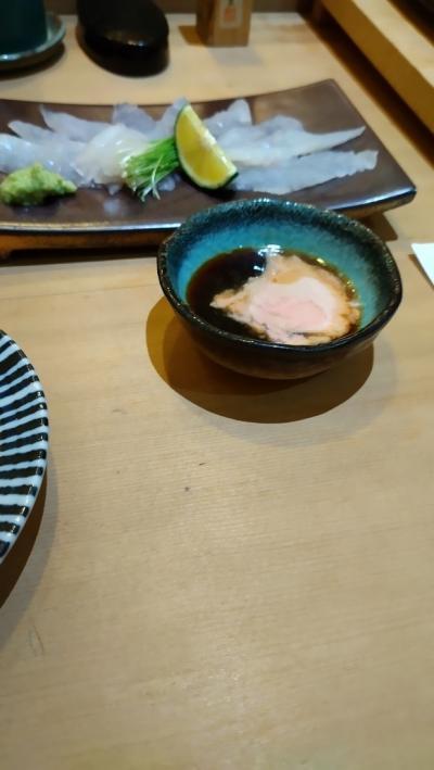 充実の魚と寿司