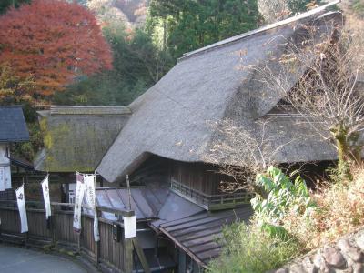 蔵御嶽神社神職のお屋敷