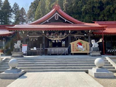鏑丸が祀られている神社です。♪( ´θ`)