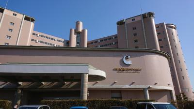 大きなリゾートホテル