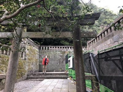 今は久能山東照宮です