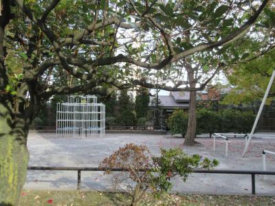 旧芝離宮恩賜庭園 児童公園