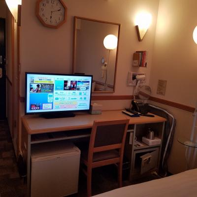 弘前駅前の便利なホテル