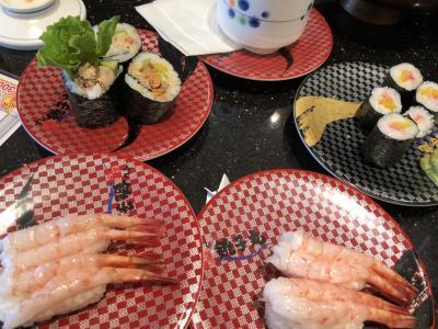 手軽にお寿司