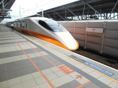 日本と同じ新幹線