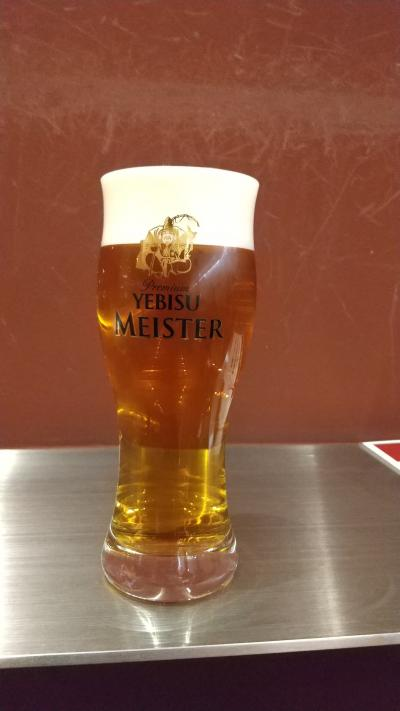 ヱビスビールのミュージアム