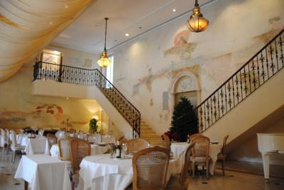 仙石原の別荘地の中にあるイタリア料理のお店です。