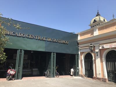 サンチアゴの観光スポット