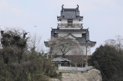 再建天守からの360度の眺望が素晴らしいお城です。
