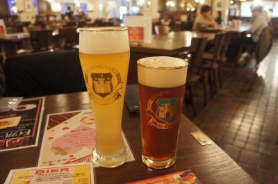 浜松ビールは本格的なドイツビール、フードメニューも豊富