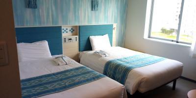リーズナブルにリゾートホテル