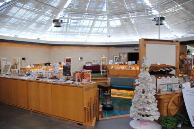ミニチュアの世界が楽しめる日本唯一のドールハウス美術館です。