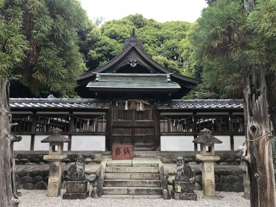 桶狭間の戦いの前、今川方の先手侍大将として当地に着陣した瀬名氏俊が戦勝を祈願した
