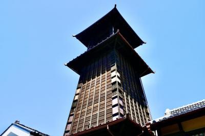 小江戸川越のシンボルです。