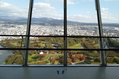 地上107mの五稜郭タワー!展望2階地上90mからの眺めは絶景!