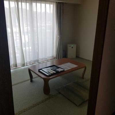素泊まりで宿泊しました。