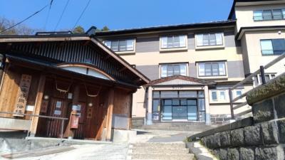 蔵王の老舗旅館(おおみや旅館)