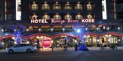 愛らしいクマのキャラクターに彩られたホテル