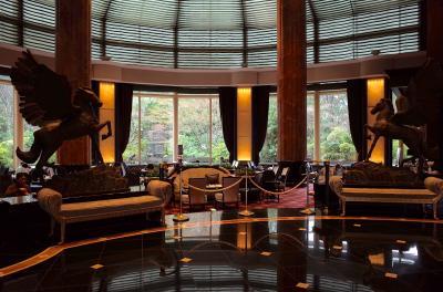 ヨーロピアンスタイルの老舗ホテル