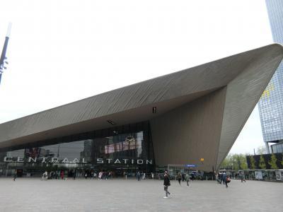 オランダで2番目に大きな駅