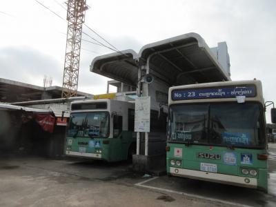 日本でおなじみのバス車体