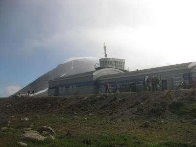 アイスランドからグリーンランドに日帰りで行きました。