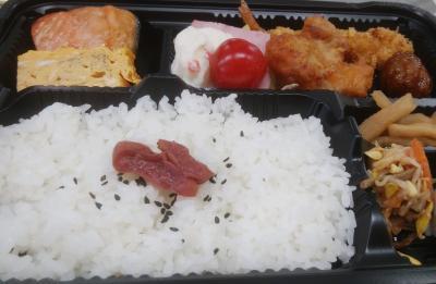 お米が美味しい弁当屋