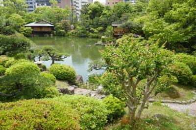 街中の癒しの庭園!