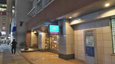 都市型のビジネスホテル