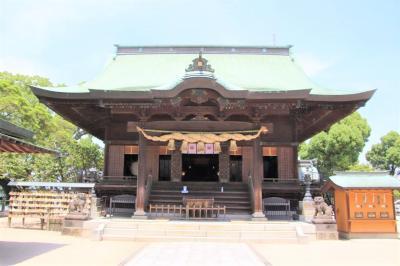 東京・日本橋にある水天宮は分社でこちらが総本宮になります。