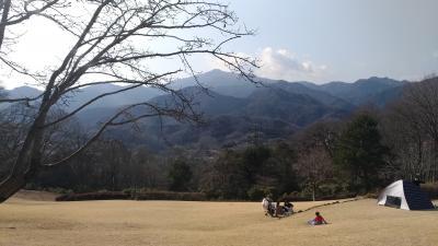 七沢森林公園…山歩き気分でリフレッシュ散歩