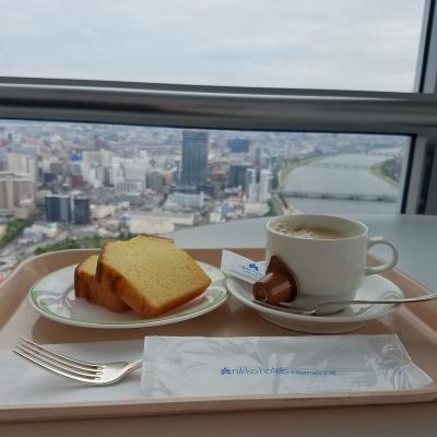 ホテル日航新潟のパウンドケーキオススメです。