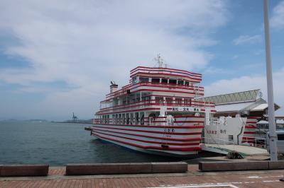 瀬戸内海の観光に便利です。