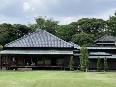 渋沢栄一も訪れたかも!? 徳川昭武の住まいと庭園へ