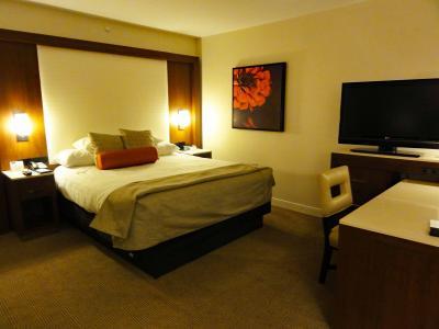 リッチ感ある快適なホテル