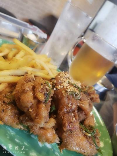 鶴橋駅近くのおいしい韓国チキン