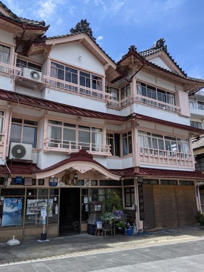 100年以上の歴史ある旅館