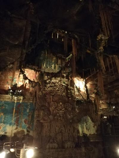 インディ ジョーンズ アドベンチャー:クリスタルスカルの魔宮 東京ディズニーリゾート