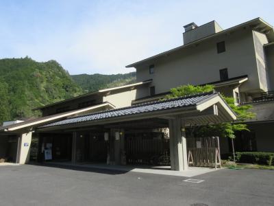 綺麗な温泉ホテル