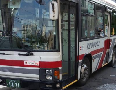 北海道のバス