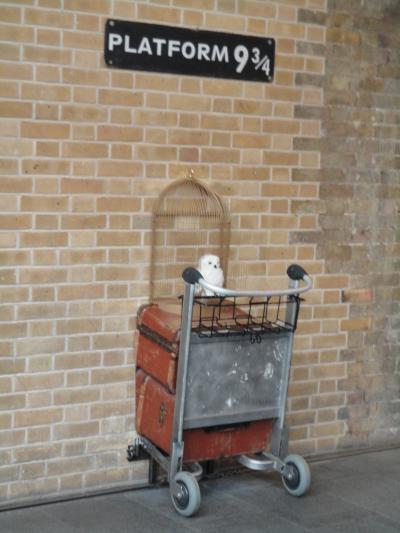 ハリー・ポッターの世界を体感できる駅
