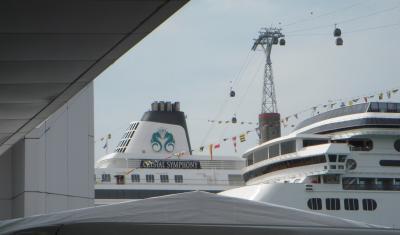 港に大規模な2つの係留設備を備え、33以上の国際クルーズ船を受け入れているシンガポール・クルーズ・センター