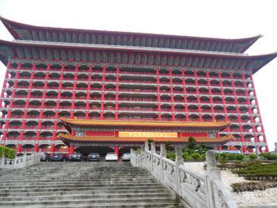 めちゃくちゃ巨大なホテル
