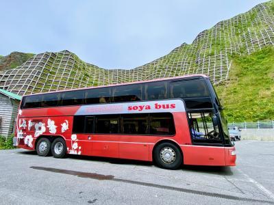 利尻・礼文の定期観光バス 路線バス