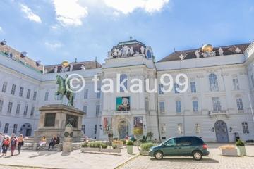 世界遺産「ウィーン歴史地区」の構成資産の一つです。